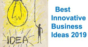 Best innovative business ideas 2019