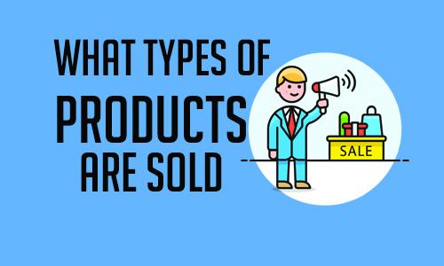 types of e commerce business models