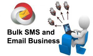 Bulk SMS and Email Business