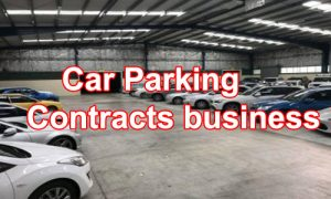 Car Parking Contracts business