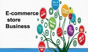 Innovative business ideas- E-commerce store business