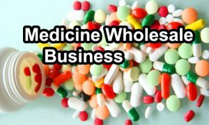 Innovative business ideas- Medicine Wholesale business