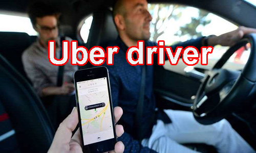 uber Driving Business