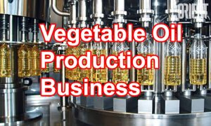 Innovative business ideas- Vegetable Oil Production Business