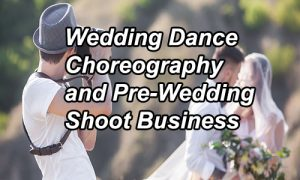 Innovative business ideas- Wedding Shoot business