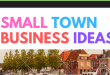 small town business