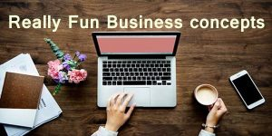 Really Fun Business concepts