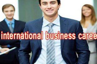 international business career