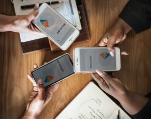 Mobile selling Consulting