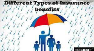 Benifits of 15 types insurances in 2020