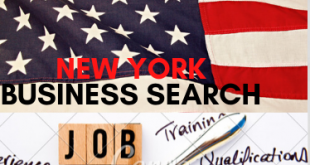 How To Do A New York Business Search