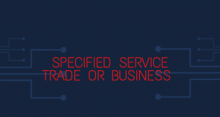 What is a Specified Service Trade or Business (SSTB)?
