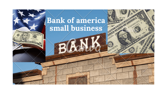 Bank of America Small Business