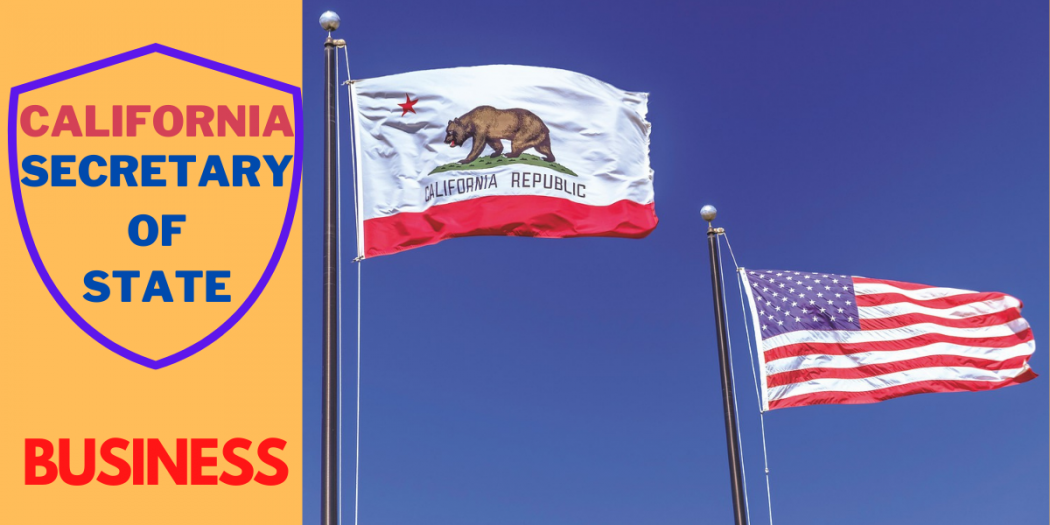 California Secretary of State Business search
